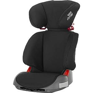 BRITAX RÖMER Siège Auto ADVENTURE, Flexible avec Protection Latérales, enfant de 15 à 36kg (Groupe 2/3) de 3.5 ans à 12…