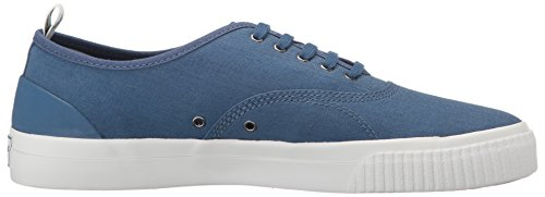 Fred Barson Men's White Blue Snow Sneaker Perry Midnight Canvas Fashion rqEr5zwC