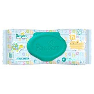 Pampers - Reinigung Baby Frische Servietten - 64 Stück Procter & Gamble PAM43911