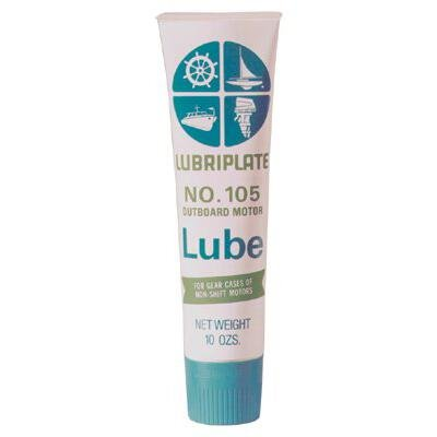 Lubriplate 293-L0034-076 100 and 130 Series NLGI Grade 0 Multi-Purpose Grease, 0.375 oz by Lubriplate