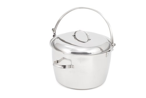 GSI Outdoors Glacier Stainless Kettle product image