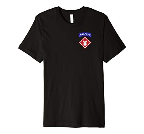 20th Engineer Brigade Shirt - 20th EN Shirt Airborne -