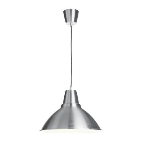 Ikea fotográfico - Lámpara de techo de aluminio (38 cm de diámetro): Amazon.es: Hogar