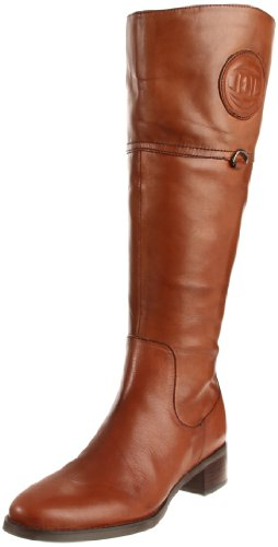 Etienne Aigner Women's Chastity Wide Shaft Riding Boot
