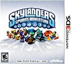 Skylanders Spyro's Adventure - Nintendo 3DS (Skylander 3ds Portal Nintendo)