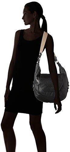 A Morioka 9998 Nero Liebeskind Black ninja schwarz Donna Tracolla Berlin Vintag Borse HnqI6