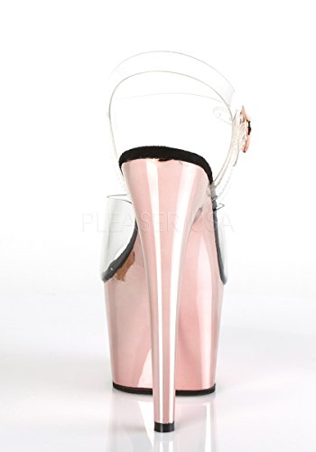 Pleaser Womens ADORE-708/C/ROGLDCH Sandals FrleHz6