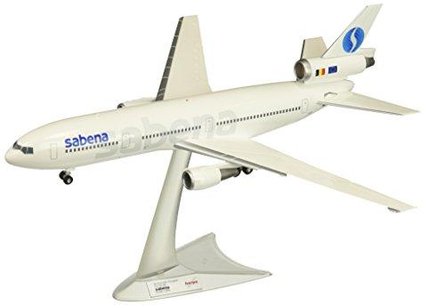 Daron Herpa Sabena DC-10-30 Model Kit (1/200 Scale)
