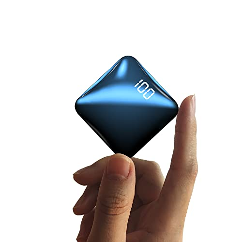 Cargador portátil T-CORE ultra compacto de alta velocidad.