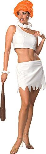 [Adult Sexy Wilma Flintstone Xs Adult Womens Costume] (Sexy Wilma Costumes)