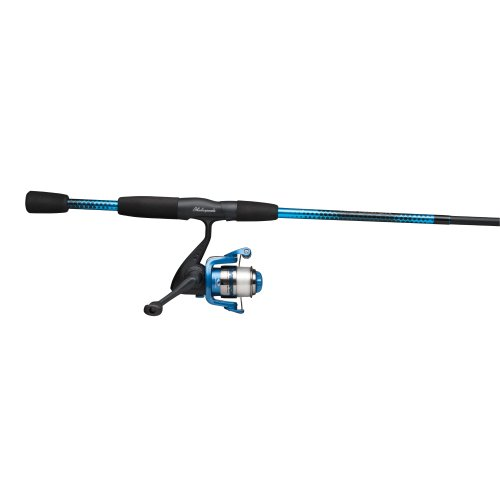 Shakespeare Navigator Spinning Combo, (Colors may vary)