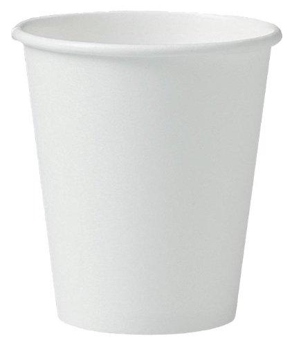 Solo 376W-2050 6 oz White SSP Paper Hot Cup