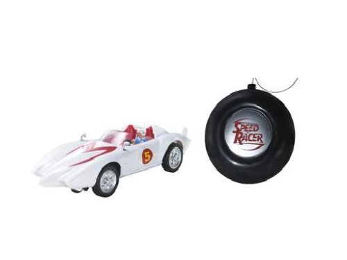 Mattel: HOT WHEELS R/C Speed Racer MACH 5 Radio Control Vehicle -