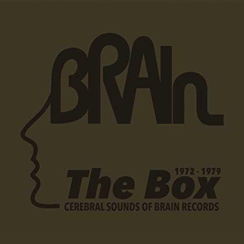 Brain Box Cerebral Records 1972 1979