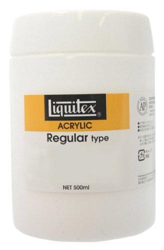 Bottle Permanent Green - Liquitex Liquitex color 500ml bottle Permanent Green Light (japan import)