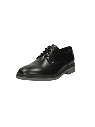 Guess FM4HE1LEA13 Zapato de Vestir Hombre Nero