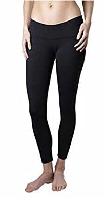 Tuff Athletics Ladies' Active Legging (Black, XL)