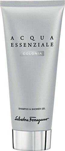 Salvatore Ferragamo Acqua Essenziale Colonia Shower Gel 200ml by Salvatore - Mall Colonie