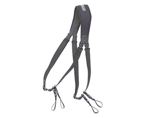 OP/TECH USA 3501232 Utility Sling Duo (Black)