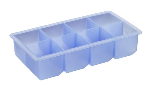 Lurch 10466 Eiswürfelbereiter Würfel 50 x 50 mm, eisblau