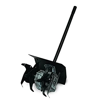 Image of Mcculloch MTO002 Cultivator Attachment for Petrol Split Shaft Grass Trimmer Home Improvements