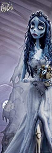 Pyramid America Corpse Bride Animated Musical Dark Comedy Film Movie Tim Burton Poster 12x36 Inch]()