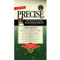 Precise 726019 Canine Foundation Dry Food For Pets, 40-Pound