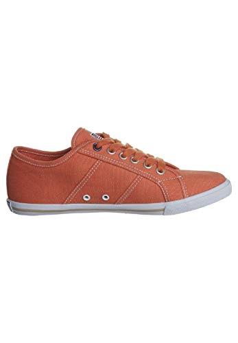 Arancione Uomo Tessuto Canvas Polo Assn Us Sneakers HnBIqz0xI