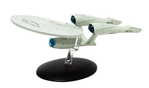 EM-STSP03�Eagle Moss Star Trek USS Enterprise NCC-1701 SI Die-Cast Model - Eagle Diecast Model
