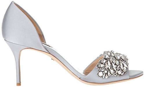 Silver Pump Badgley Hansen Women's Mischka qwwFRaxnZ