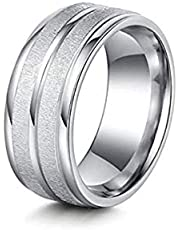 Silver Ring Mens caliber 925 Men silver color Size 10