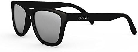 goodr OG Sunglasses (no slip, no leap, all polarized)