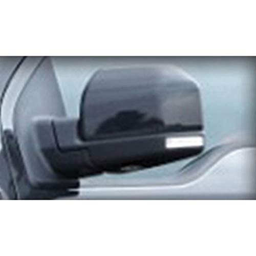 Cipa Towing Mirror - CIPA Black USA 11550 Tow Mirror 15-19 Ford, 2 Pack
