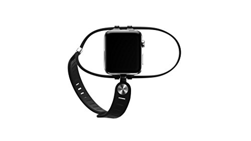 SHIFT Band para Apple Watch de 38 mm - Mano izquierda