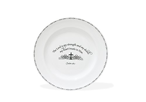 222 Fifth 1047BK801A1A05 Table Graces 16 Piece Dinnerware Set, White by 222 Fifth (Image #2)