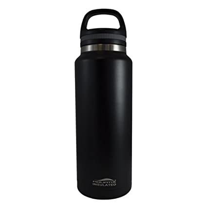 Amazon.com: aquatix Insulated cerveza Growler Negro Botella ...