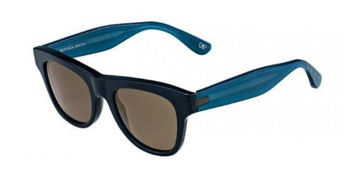 Bottega Veneta Sunglasses with Hard Case and Cleaning Cloth, Blue, - Veneta Sunglasses