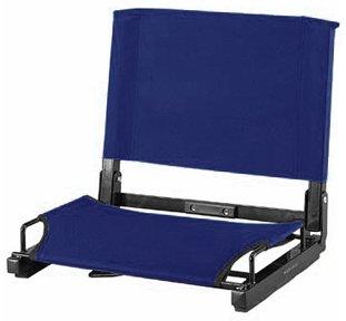 Navy Stadium Chair