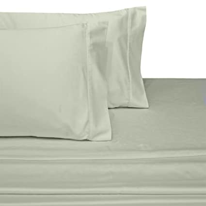 Ultra Soft U0026 Exquisitely Smooth Genuine 100% Egyptian Cotton Crisp Percale  Sheets, 22u0026quot;