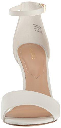 cheap sale find great ALDO Women's Fiolla Dress Sandal White outlet pictures outlet very cheap sast sale online XYri0T3lb