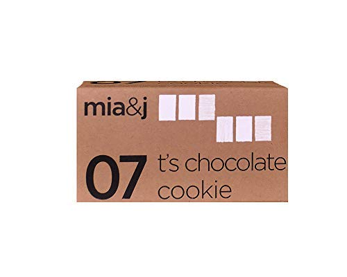 Mia&J T's Chocolate Cookie 150 GM (5.29 oz) (Best Food For Labrador In India)