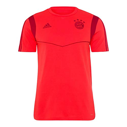 adidas 2019-2020 Bayern Munich Training Tee (Red) - Kids ()