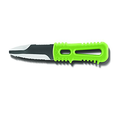 Gerber River Shorty Knife, Green [31-002645]