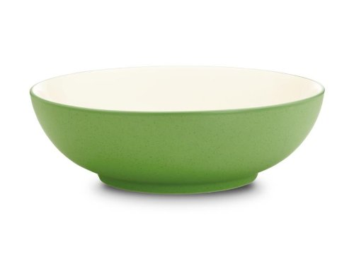 Noritake Colorwave Round Vegetable Bowl, Apple (Colorwave Round Vegetable Bowl)