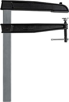 400//250 mm Grey//Black Bessey TGN40T25K TGNT-K Deep Throat Clamp