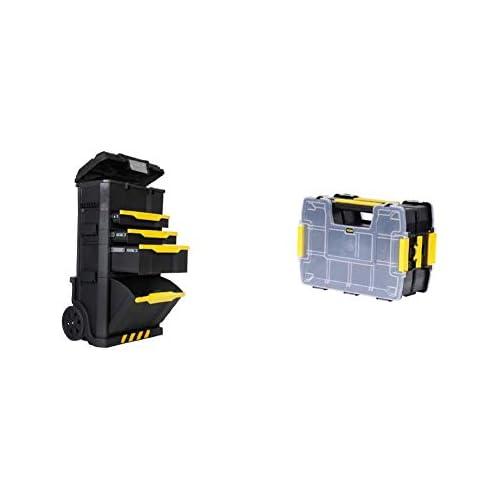 chollos oferta descuentos barato STANLEY 1 79 206 Taller movil modular STANLEY STST1 71197 Bonus pack sort master lite 2 ud bonus pack