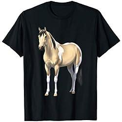 Buttermilk Buckskin Pinto Quarter Horse Paint Horse T-Shirt