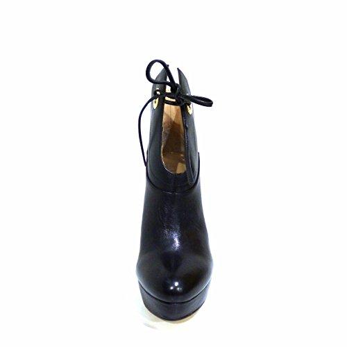 Liu.Jo S67059 Stivaletto Tacco Alto Alla Caviglia Donna Tronchetto Nero n° 39