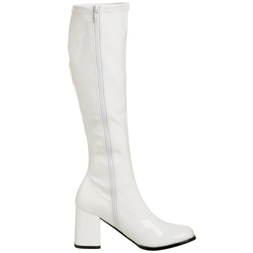 Boots Funtasma knee Warm W Women White Gogo300 high White Lining ABqO0x
