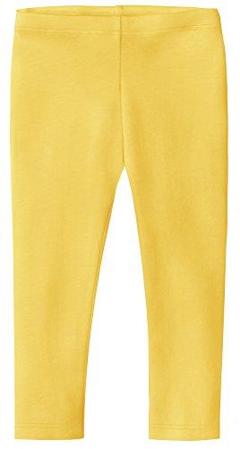 Yellow Cropped Pants - 7